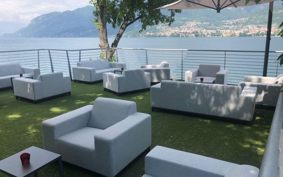In Barca sul Lago di Como